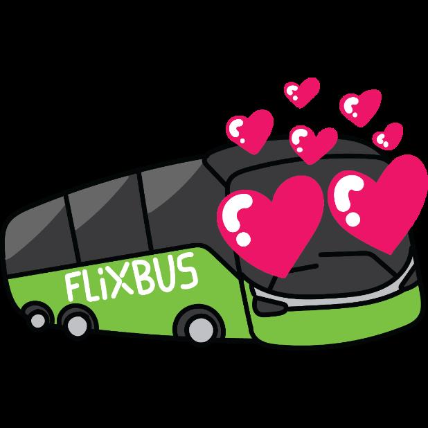 FlixBus: Smart Bus Travel messages sticker-6