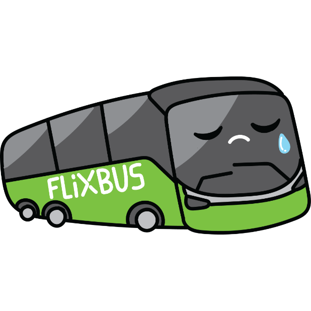 FlixBus: Smart Bus Travel messages sticker-3