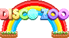 Disco Zoo messages sticker-3