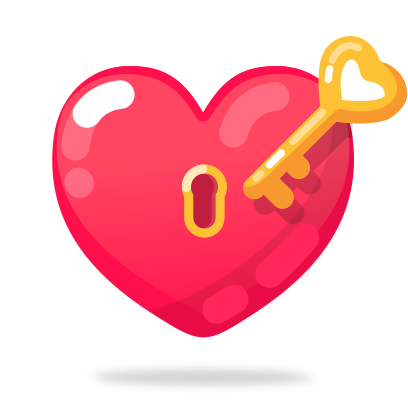 Dating App & Chat - MyLove messages sticker-1