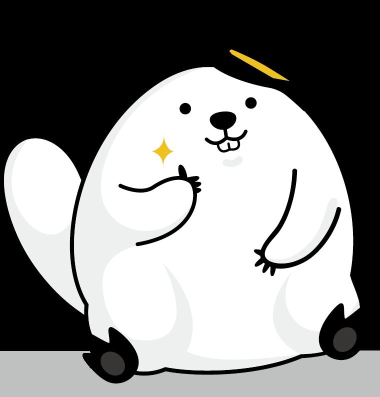 河狸家-高品质美甲美容上门服务平台 messages sticker-9