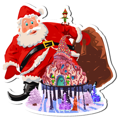 Ice Cream Maker Game - Cooking games messages sticker-11
