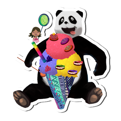 Ice Cream Maker - Cooking games HD messages sticker-0