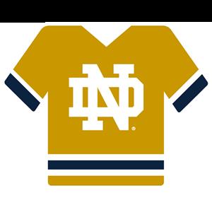 Notre Dame Mobile messages sticker-7