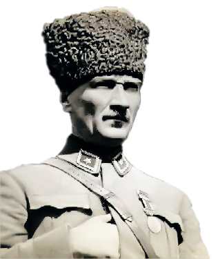 Atatürk Wallpapers & Lock Screens messages sticker-7