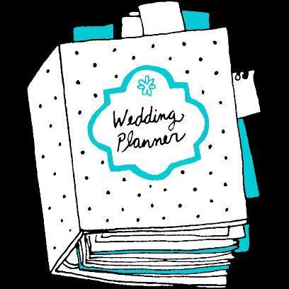 Zola Registry + Weddings messages sticker-8