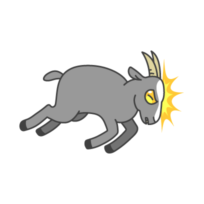 Goat Simulator messages sticker-19