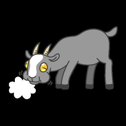 Goat Simulator messages sticker-20