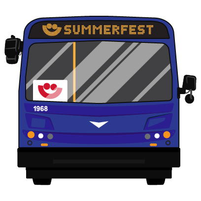 Official Summerfest 2019 App messages sticker-4
