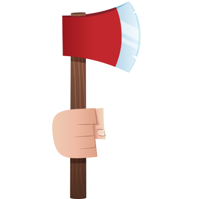 Timberman messages sticker-4