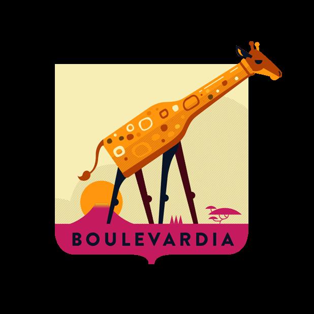 Boulevardia messages sticker-3
