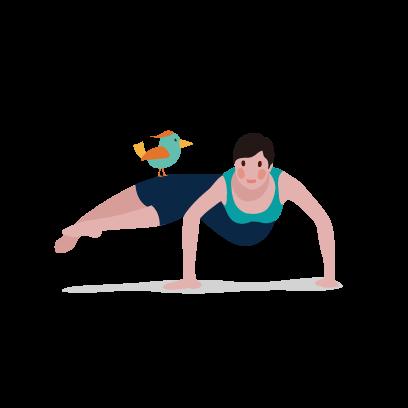 Yoga with Gotta Joga messages sticker-10