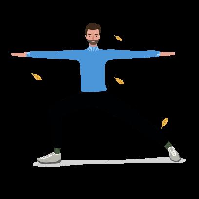 Yoga with Gotta Joga messages sticker-3