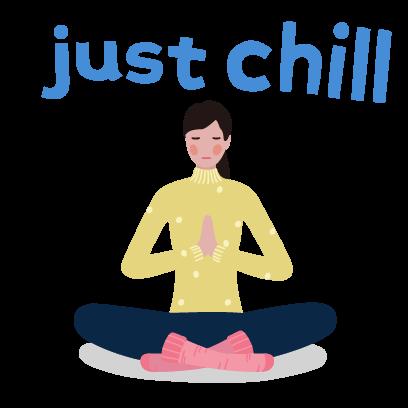 Yoga with Gotta Joga messages sticker-8