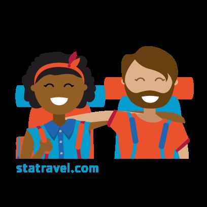 STA Travel-Start The Adventure messages sticker-1