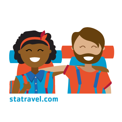 STA Travel-Start The Adventure messages sticker-1