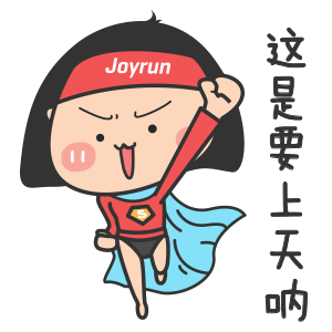 Joyrun - Focus on running messages sticker-0