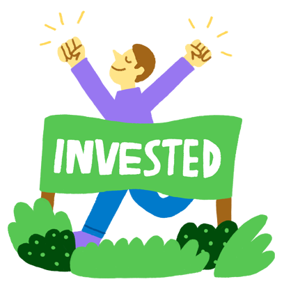 Acorns: Invest Spare Change messages sticker-5