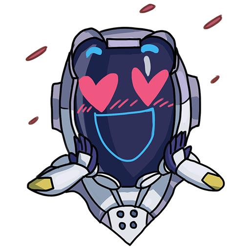 Старкон messages sticker-5