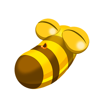 Bee Brilliant messages sticker-4