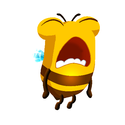 Bee Brilliant messages sticker-6