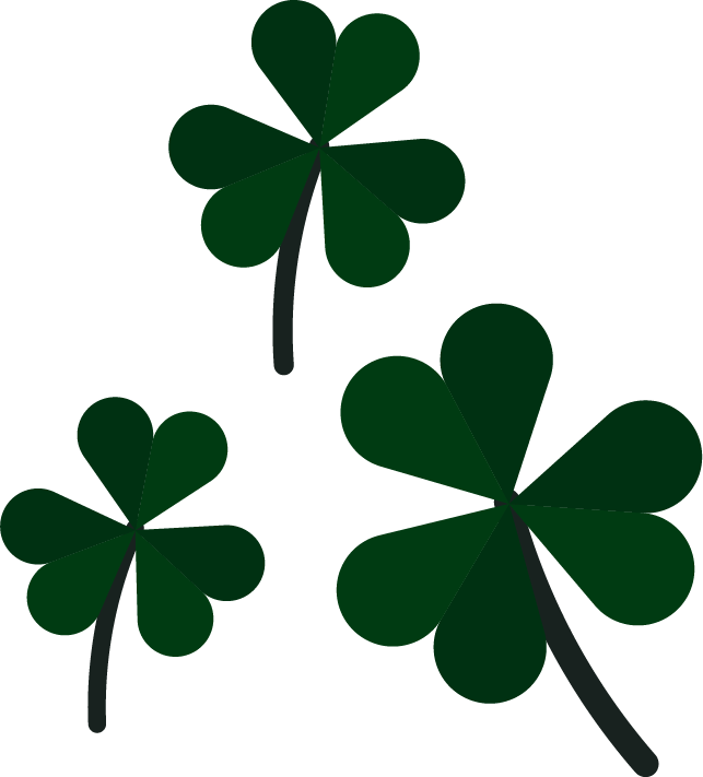 Saint Patrick's Day Countdown messages sticker-9
