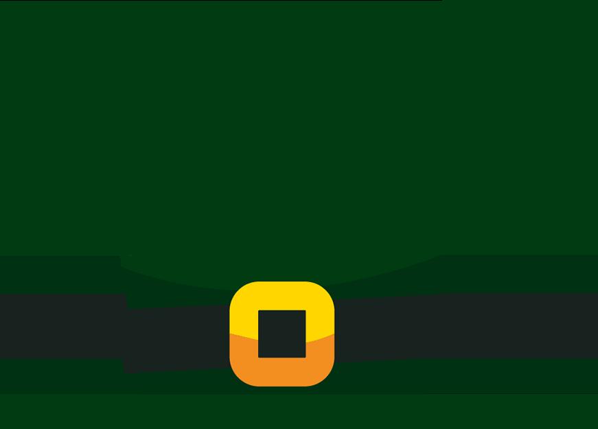 Saint Patrick's Day Countdown messages sticker-7