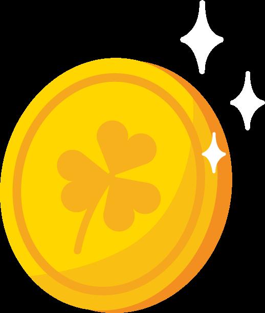 Saint Patrick's Day Countdown messages sticker-5