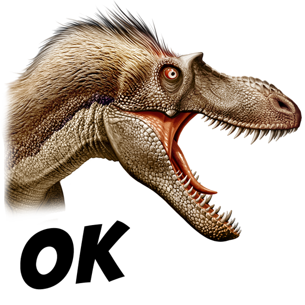 World of Dinosaur : The Ultimate Dinosaur Resource messages sticker-3