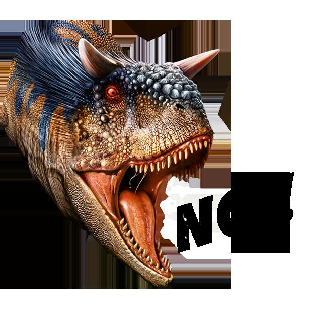 World of Dinosaurs messages sticker-2