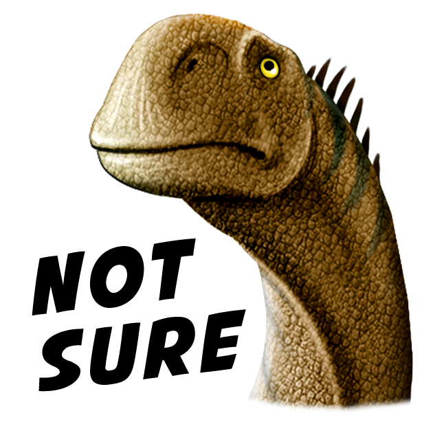 World of Dinosaurs messages sticker-9