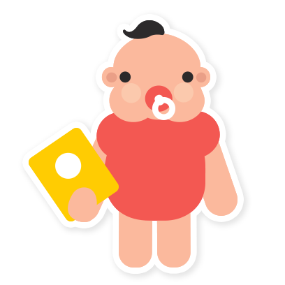 Hello Baby – Smart Parental Assistant messages sticker-4