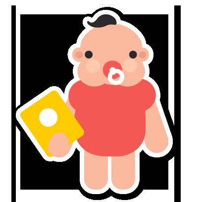 Hello Baby Parenthood messages sticker-4