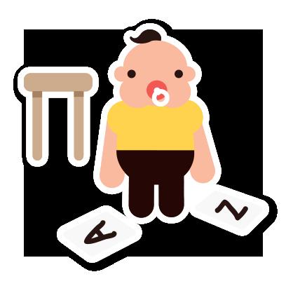 Hello Baby Parenthood messages sticker-8