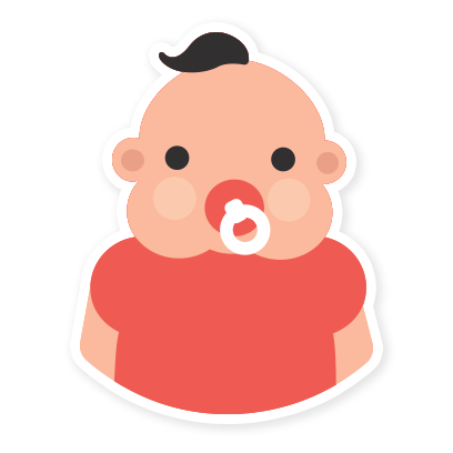 Hello Baby: Parenting App messages sticker-1