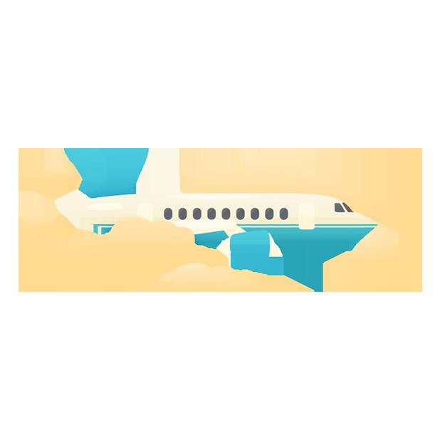 Hopper - Watch & Book Flights messages sticker-1