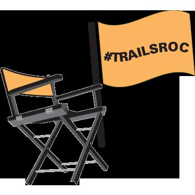 #TrailsRoc Maps messages sticker-11