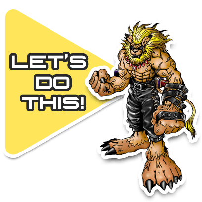 Digimon Heroes! messages sticker-8