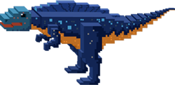 Jurassic Evolution: Dinosaur simulator games messages sticker-0