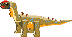 Jurassic Evolution: Dinosaur simulator games messages sticker-7