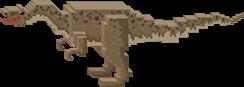 Jurassic Evolution: Dinosaur simulator games messages sticker-9
