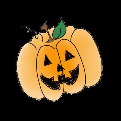 POPSUGAR Halloween messages sticker-1