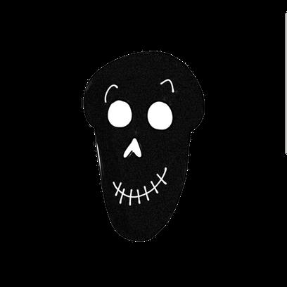 POPSUGAR Halloween messages sticker-2