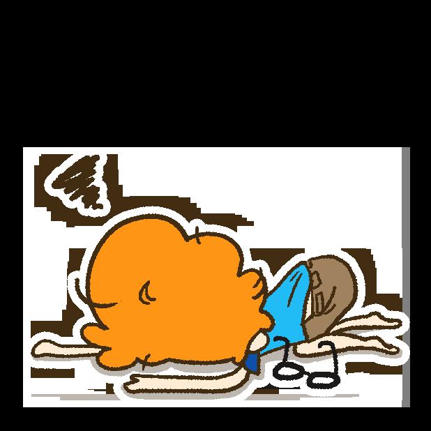 MailTime Email Messenger messages sticker-3
