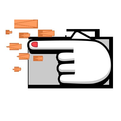 버프툰 - 웹툰/만화/웹소설/미니게임 messages sticker-6