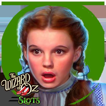 Wizard of Oz: Casino Slots messages sticker-3