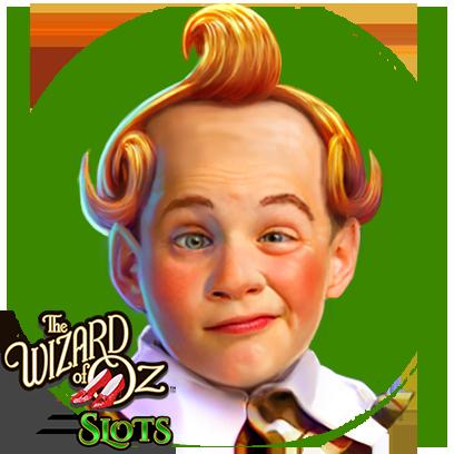 Wizard of Oz: Casino Slots messages sticker-10
