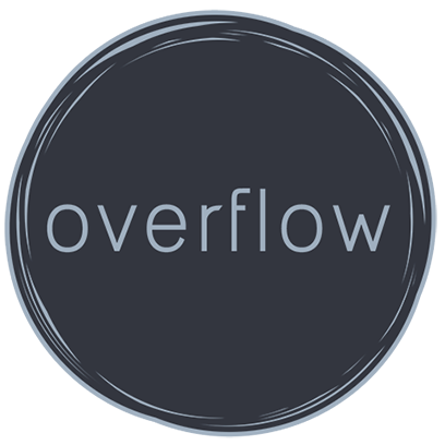 Overflow Church DFW messages sticker-0