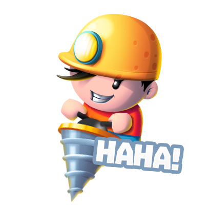 Tiny Miners messages sticker-0