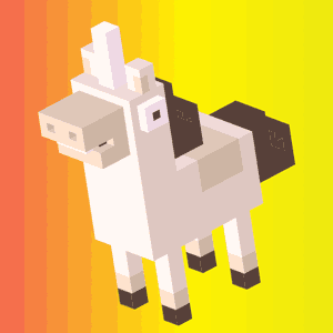 Crossy Road messages sticker-9